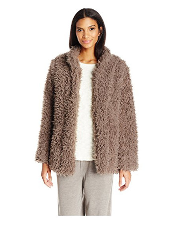 Women's Shag Vest coat