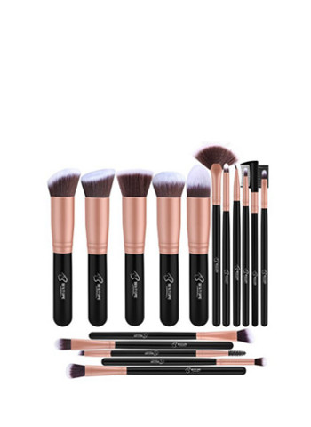 16 PCs Makeup Brush Foundation Brush Blending kit