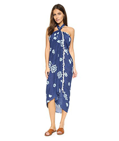 Soleil Women's Pareo Cover Up