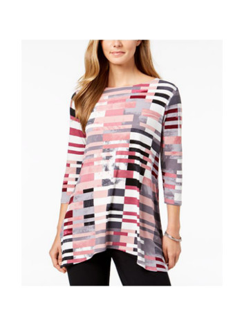 Printed High-Low Tunic, Created for Macy's