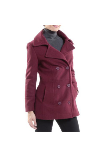 Alpine Swiss Emma Womens Peacoat Jacket Wool Blazer