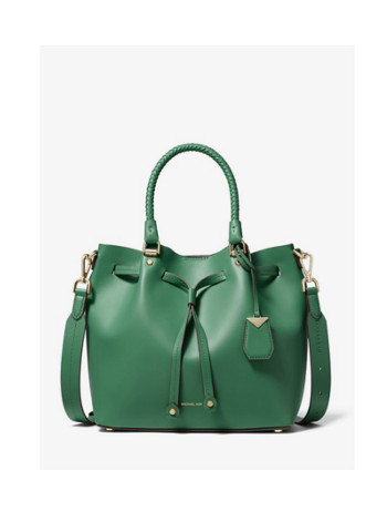 Blakely Medium Leather Bucket Bag