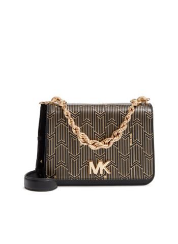 Michael kors Mott Leather Top Handle Bag