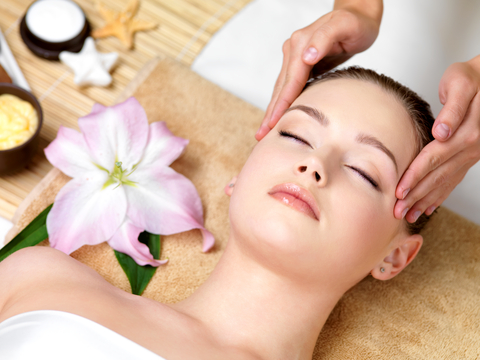 Regular gentle massage on your skin helps reduce wrinkles.
