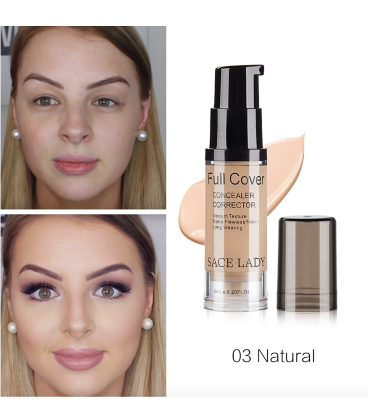 Foundation techniques for a natural look