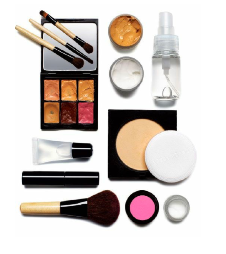 Get yourself organized with your makeup kit