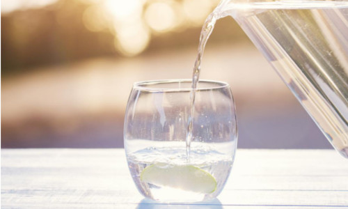 Can drinking water help me loose weight?